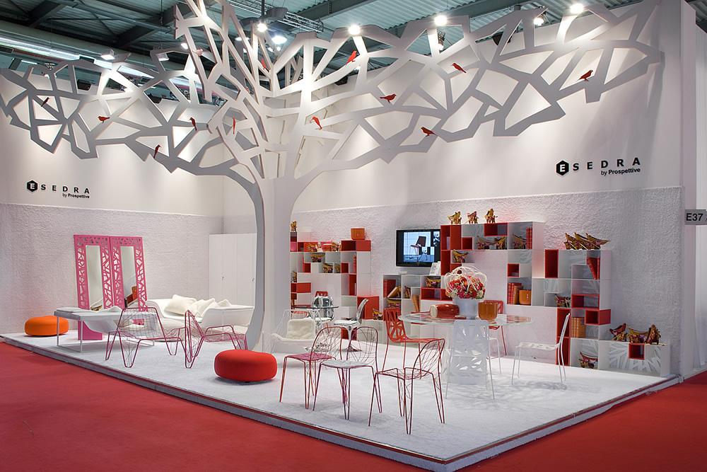 Дизайн выставка в милане