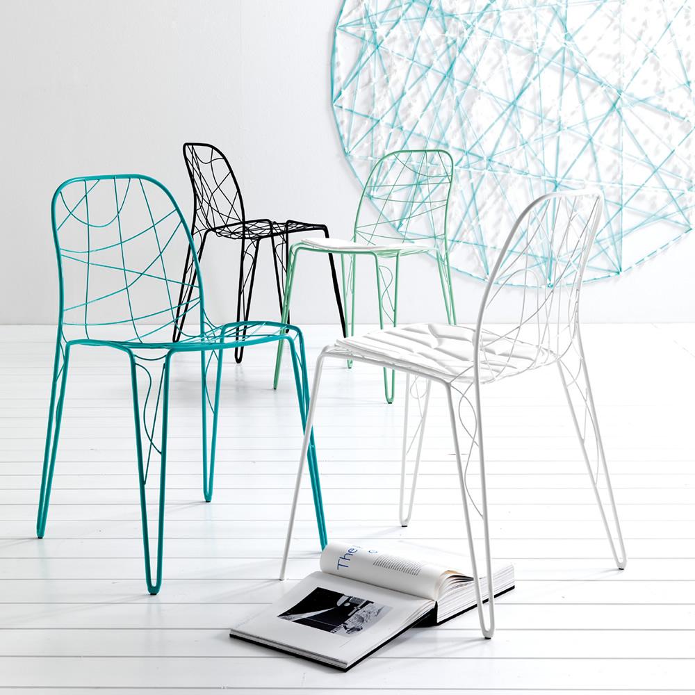 Sedia moderna sedie design per soggiorno cucina ufficio for Sedie x cucina moderne